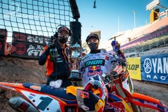 AMA/FIM Supercross 2020 – Salt Lake City 4