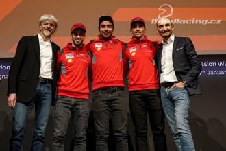 Dall'Igna: cílem je vyhrát šampionát