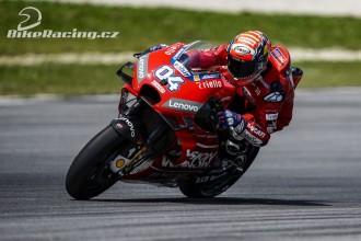 Jezdci Ducati v Top 10