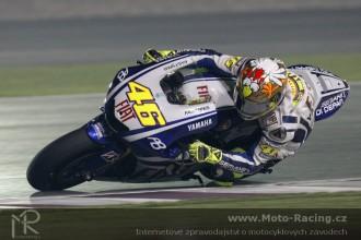 MotoGP test 2010 Katar  pátek