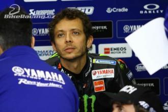 Rossi: Závěr sezony by měl být v Malajsii