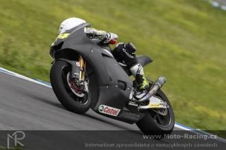 Test 125/Moto2  Jerez 2 (sobota)