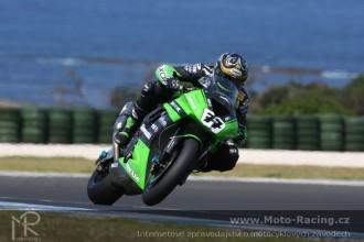 Kawasaki chce v Portimau mezi elitu