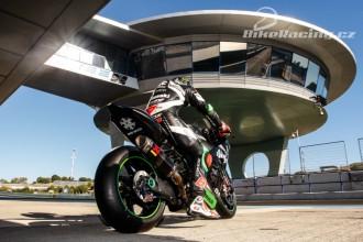 Zítra a ve středu test WSBK v Jerezu