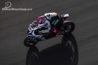 BMW si z Jerezu veze pouze deset bodů