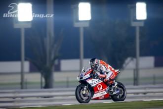 MotoGP test Katar 2016 – pátek