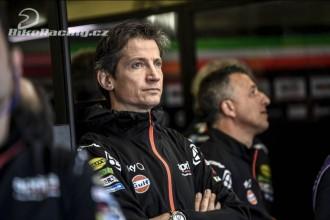 Rivola: Doufám v sezonu o 13 GP
