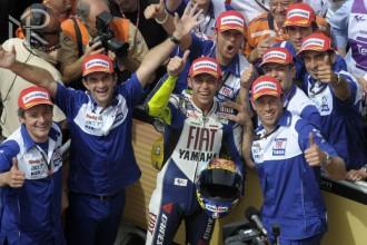 Rossi a jeho další vítězství v Mugellu
