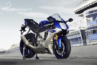 Yamaha představila YZF-R1M