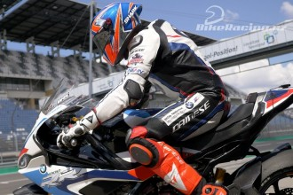BMW testovalo na Lausitzringu