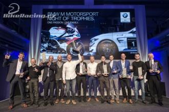 Karel Hanika čtvrtý v BMW Trophy 2019