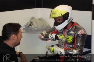 Test 125/Moto2 Jerez  sobota