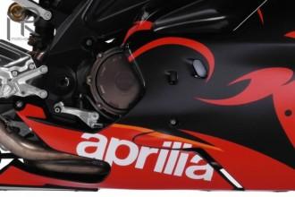 Podvozky Aprilie Moto2 jsou již v Brně!