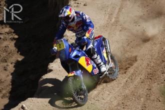 Rally Dakar 2010  3. etapa