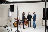Zákulisí představení Repsol Honda Teamu