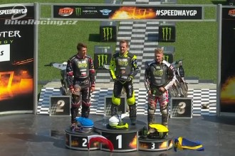 2021 Speedway GP ČR 2 – Praha (neděle)