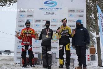 MS ve snowcrossu 2021 – Rovaniemi