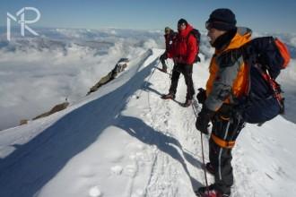 Pedrosa, Barbera a Coma na Mont Blancu