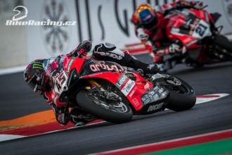 Pozitivní pátek pro Ducati
