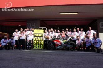Crutchlow se s MotoGP rozloučil třemi body