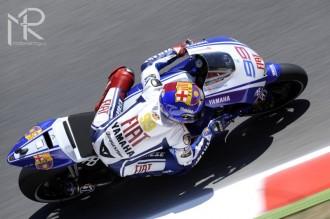 GP ČR  1. trénink MotoGP