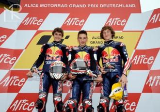 Kornfeil vyhrál na Sachsenringu
