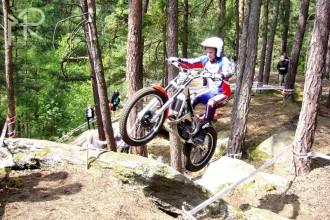 MČR v trialu  Břežany 2009