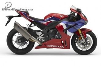 Nová Honda CBR1000RR-R Fireblade SP