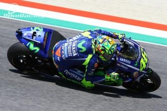 Rossi: zranění mne omezuje