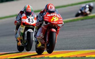 Testy Jerez  125+250, pátek dopoledne