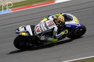 Valentino Rossi musel do nemocnice