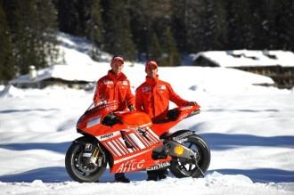Začalo tradiční Ducati Wrooom 2008