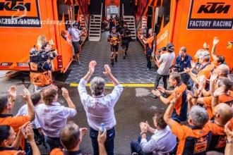 Binder má druhé vítězství v MotoGP