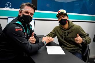 Granado podepsal u WithU Motorsport