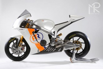 Moto2 testy Valencie - pátek