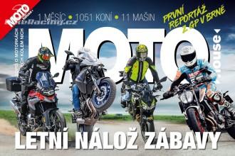 Představení nového Motohouse 8-9/2020