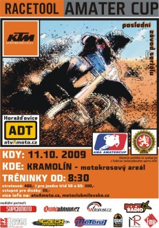 RaceTool Amater Cup v Kramolíně