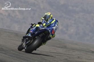 Vinales: Věřím, že Rossi neskončí