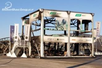 Co bylo příčinou požáru v Jerezu?