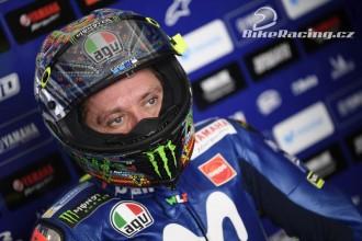Rossi: U Yamahy pojedu další 2 sezony