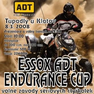 Blíží se třetí závod Essox ADT Undurance Cupu 2008