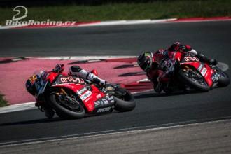 Ducati dokončila poslední test