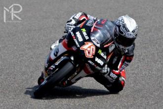GP Indianapolis  1. trénink 125cc