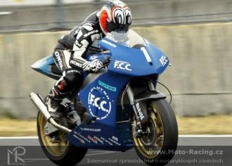 Shinya Nakano jezdil na Moto2