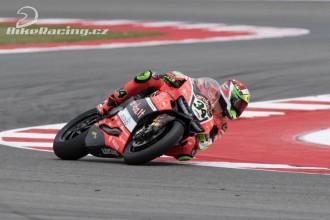 Jezdci Ducati odstartovali práci v Misanu