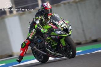 Kawasaki před víkendem na Aragónu