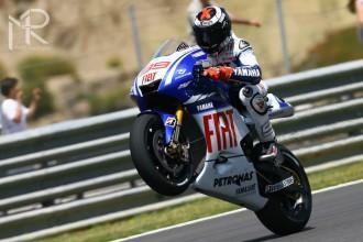 Lorenzo by v MotoGP závodil i na skútrech