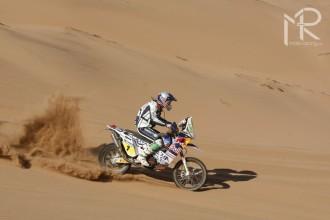Rally Dakar 2010  9. etapa