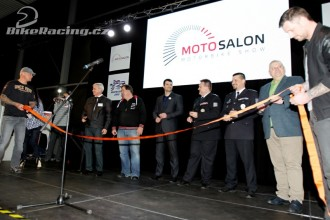 Motosalon v Praze – rekordní návštěvnost