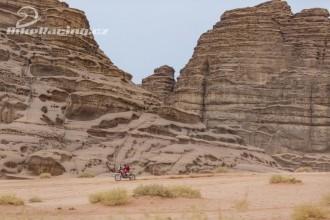Rally Dakar 2021: 10. etapa